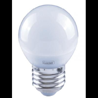 Luxtek lampe LED A45 lustre 4W SMD E27 4000K CW 230V