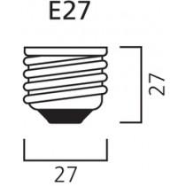 Sylvania Hi-Spot 63 SUP 230V 50W 25° E27 SV1