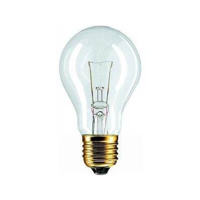 Philips 60W E27 BRC 24V A60 CL 1CT Basse tension Crystal