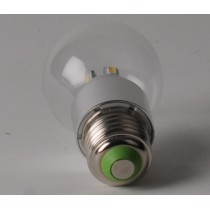 Ampoule LED 4W WW E27 Spherique