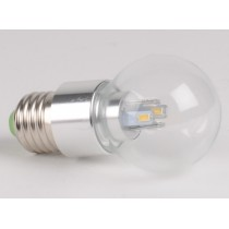 Ampoule LED 4W WW E27 Spherique