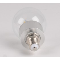 Ampoule LED 3W WW E14 spherique