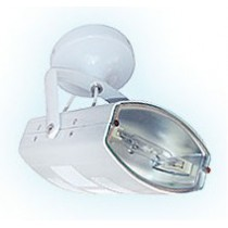 Projecteur interieur iodure patere 70w