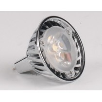 LAMPE LED 3W WW MR16 SPOT