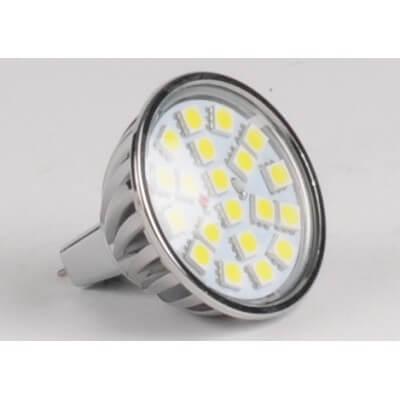 LAMPE LED 5.5W CW MR16 SPOT