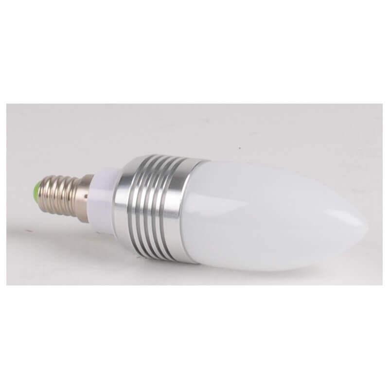 AMPOULE LED FLAMME 3W WW E14