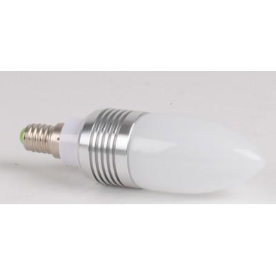 AMPOULE LED FLAMME 3W CW E14