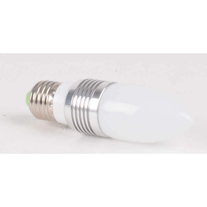 AMPOULE FLAMME LED 3W WW E27