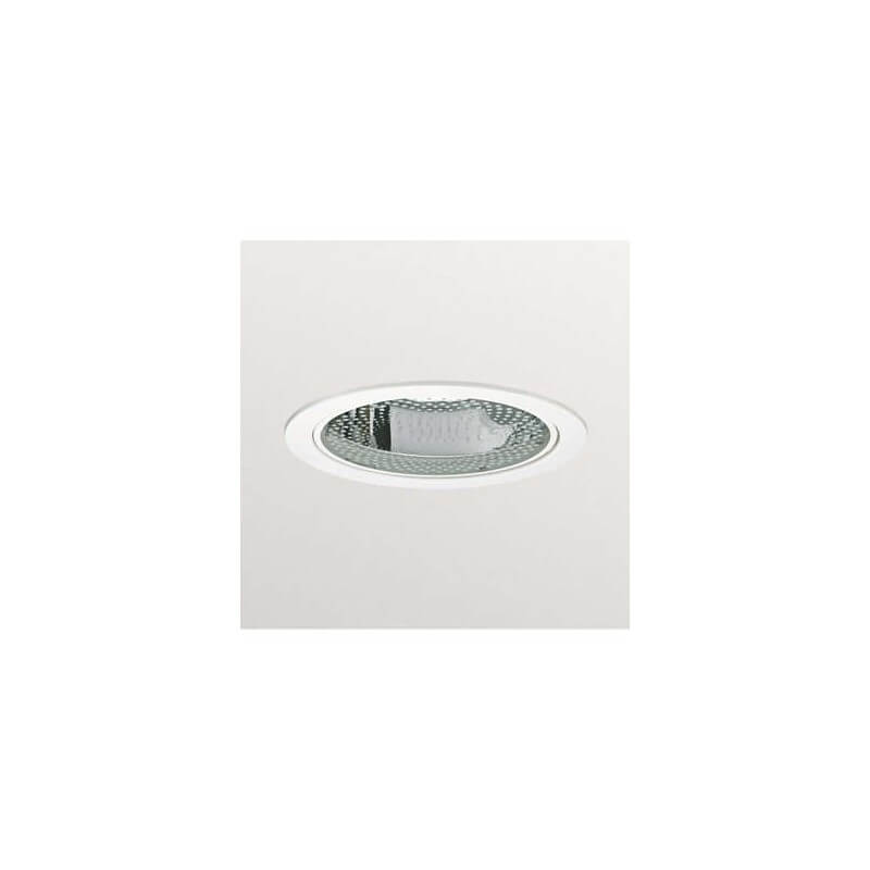 Philips LUMINAIRE BLANC FBH024 2xPL-C/4P18W/840 K HF WH RG