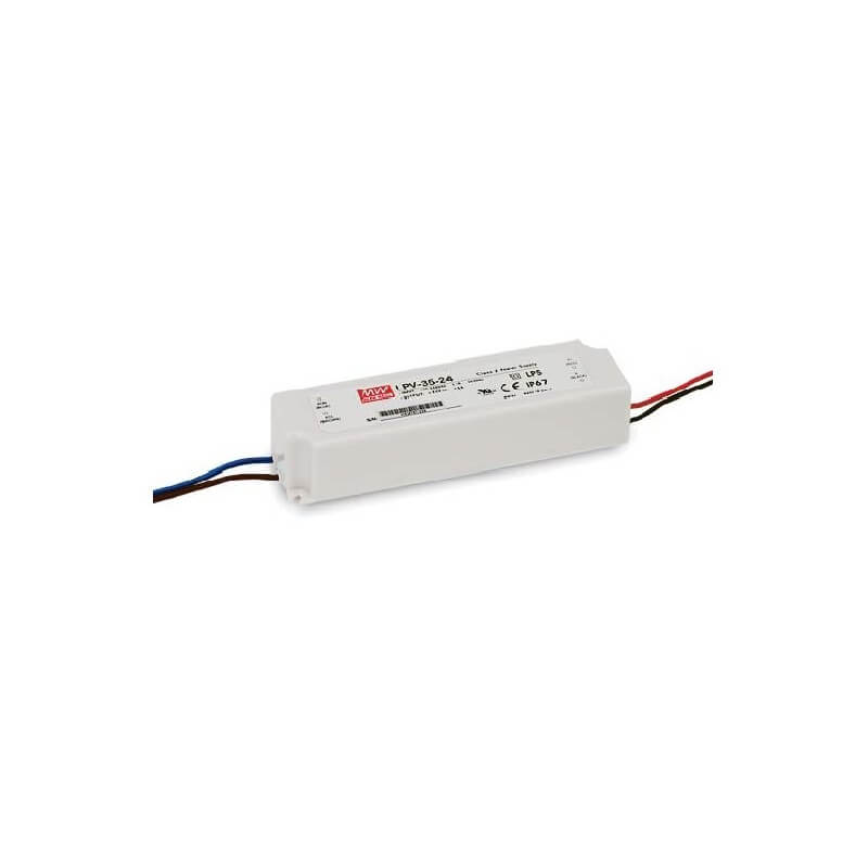 Alimentation Mean Well 3A 36W 12V, IP67