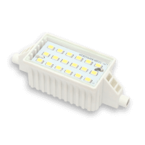 Ampoule LED 78mm 6W 230V Blanc froid