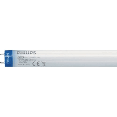 PHILIPS MASTER LEDtube 1200mm T8 22W 840 Blanc froid 4000K 2100lm
