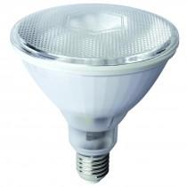 Fluocompact PAR30 R120 E27 20w blanc