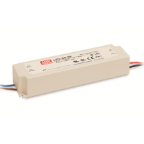 Alimentation Mean Well 60W 24V IP67 LPV-60-24
