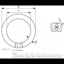 Philips TL-E 22W 840 1CT