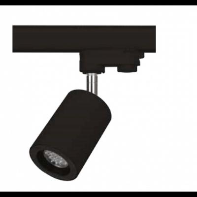 Projecteur LED  GU10 sur rail 3 circuits