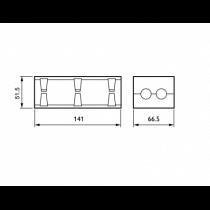 Philips Accessoires électriques  TTX400 ACC ZTX400 CU