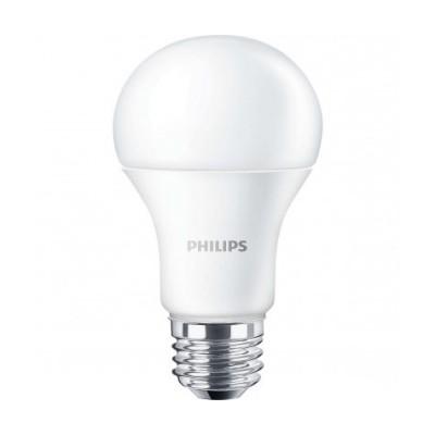 Philips Led 9-60W E27 WW 230V Blanc chaud 806lm