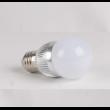 Ampoule LED 3W CW E27 Spherique