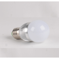 Ampoule LED 3W CW E27 Spherique