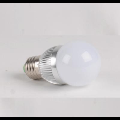 Ampoule LED 3W WW E27 Spherique