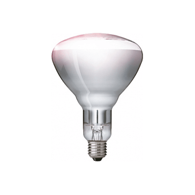 Philips lampe BR125 IR 250W CLAIRE