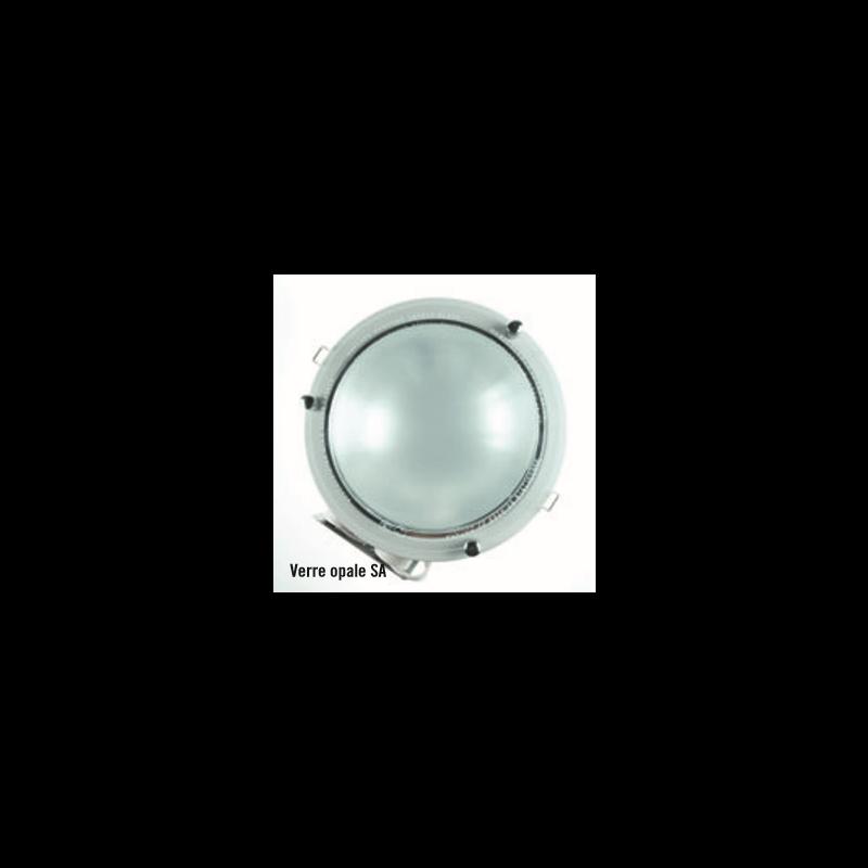 Downlight Uranus 2*26w G24q blanc 4000k