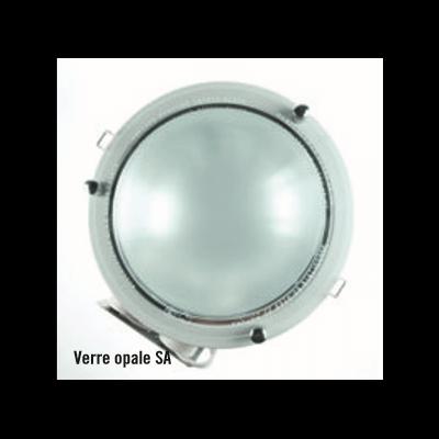 Downlight Uranus rond 2*26w G24q blanc 4000k