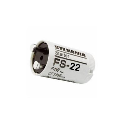 Starter Sylvania 4-22w pour tube T8 ST151
