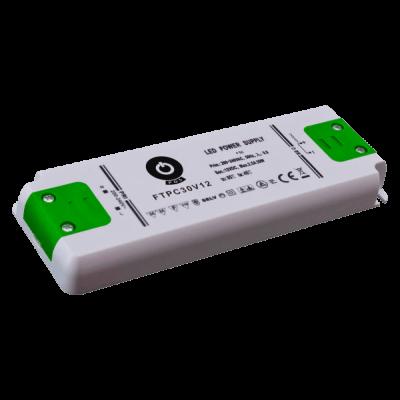 DRIVER LED FTPC30V12 30W 12V 2.5A IP20