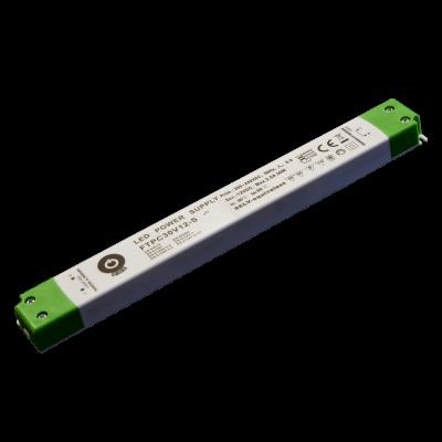 Alimentation LED à bornier Slim FTPC 30W 12V 2.5A IP20