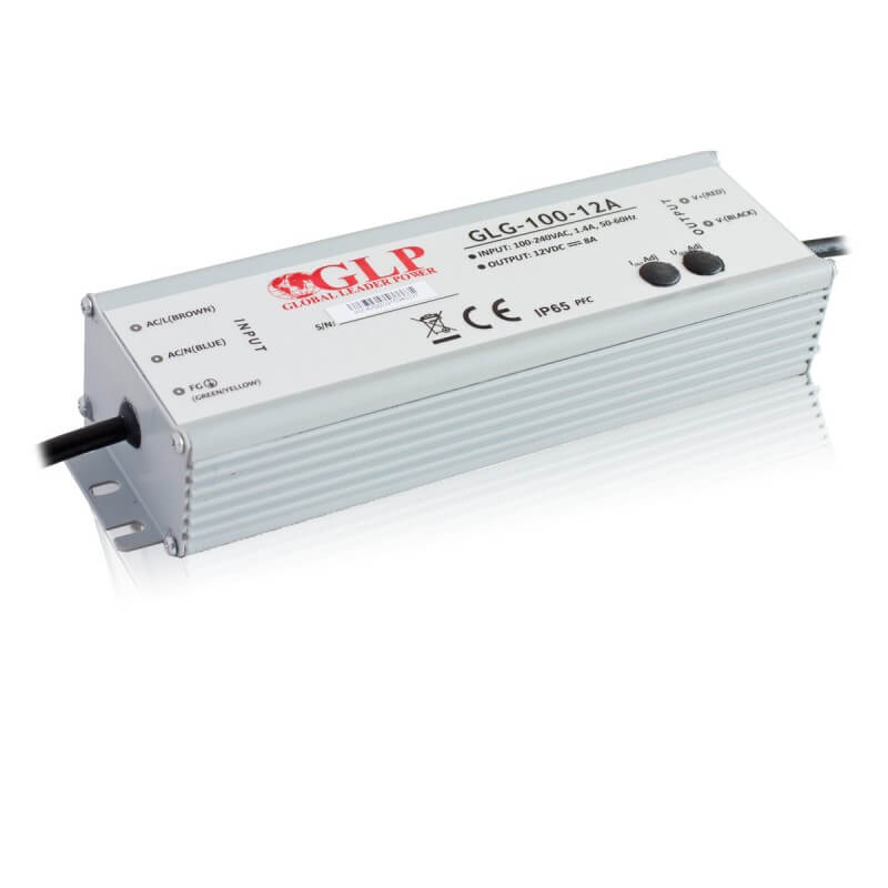 DRIVER LED GLG-100-12A 102W 12V 8.5A IP65
