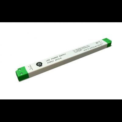 Alimentation LED à bornier Slim 132w 12v 11A IP20