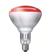 Philips BR125 IR 150W E27 230-250V Red 1CT/10