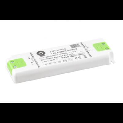 Alimentation LED à bornier FTPC 30W 12V 2.5A IP20r