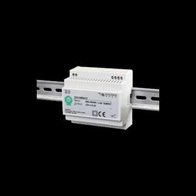 Alimentation LED sur rail DIN 100W 12V  8.3A