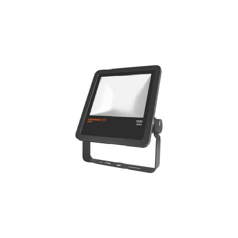 Projecteur Osram 100w IP65 6500K 220-240V BK