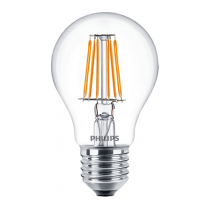 Philips  LEDBulb ND 7.5-60W E27 WW A60 CL 806lm