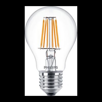 Ampoule LEDbulb Philips Standart A60 7.5W substitut 60W 806 lumens Blanc chaud 2700K E27