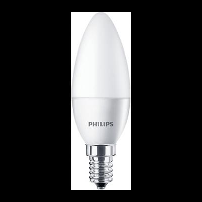 Philips CorePro LEDcandle ND 5.5-40W E14 827 B35 470lm