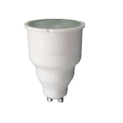 Lampe économique diamètre 50mm GU10 11w 2700°K Blanc chaud