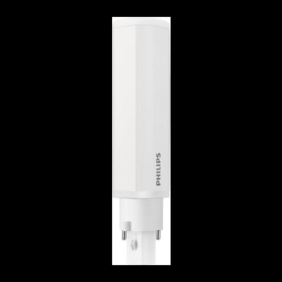 Philips CorePro LED PLC 6.5W-18W 840 Blanc froid 2P G24d-2