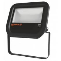 Projecteur Ledvance Floodlight Led 50w noir