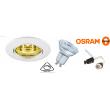 Kit spot Led Encastrable Osram 4.6-50w/ 840  GU10 230V Dimmable