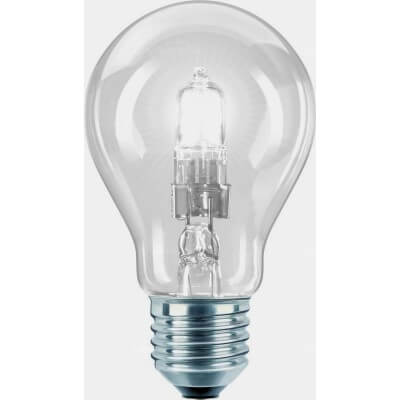 Lampe halogene Osram energy classic E27 52w 64544