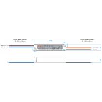 GPV-18W-12V Etanche IP65