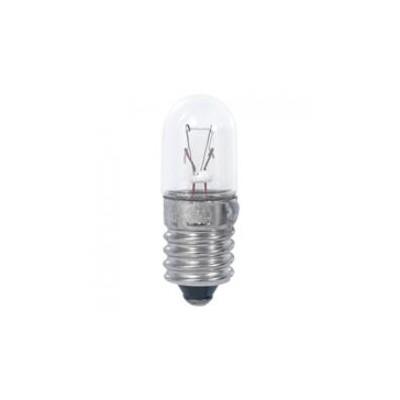 Ampoule culot E10 12V - 0,25A 3W