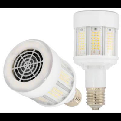 GE LED 80W/HID/740/E40 Blanc 4000k 12000lumens  93067075