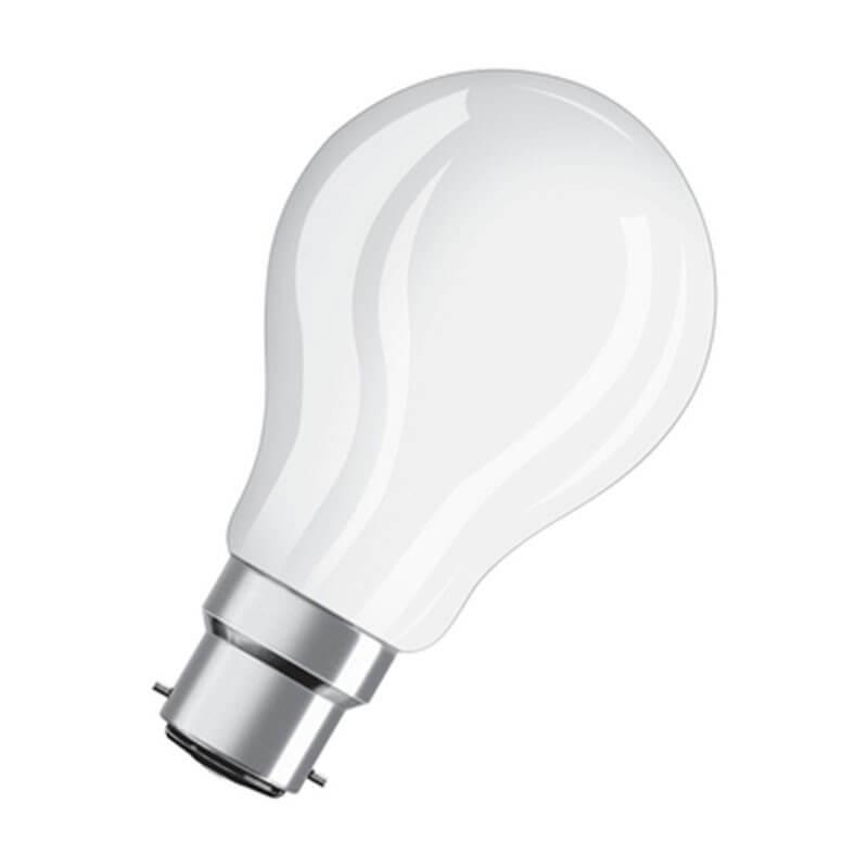 OSRAM  CLAS A60 FR 7 W-60w 827 Blanc chaud B22