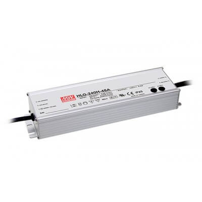 ALIMENTATION LED MEAN WELL HLG-240-12 A